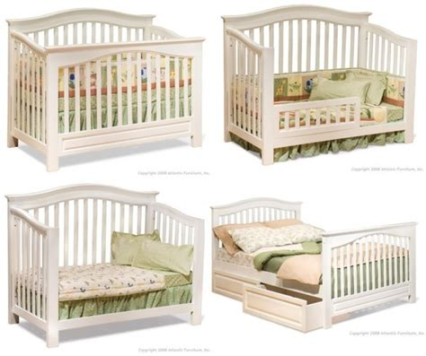 Baby Crib That Turns Into Toddler Bed Wow Crib That Turns Into Several Types Of Beds Home And Living Room Toddler