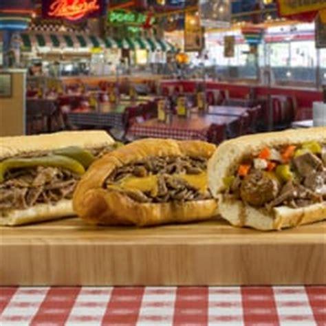 portillo s dogs chicago portillo s dogs barnelli s salad bowl chicago il united states italian beef