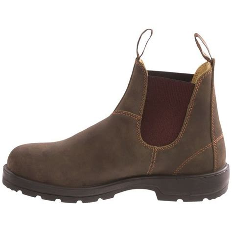 blundstone 585 pull on boots factory 2nds for and