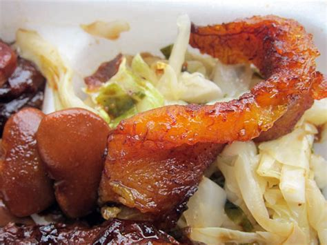 06 Plantain – Jamaican Dutchy   ME SO HUNGRY Arby S Meat Mountain