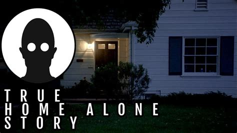 scary true home alone story
