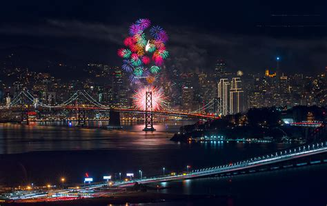 new year san francisco new year 2015 fireworks san francisco photograph by david yu