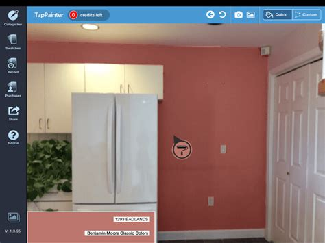 tappainter lets you test colors with realistic wall paint digital trends
