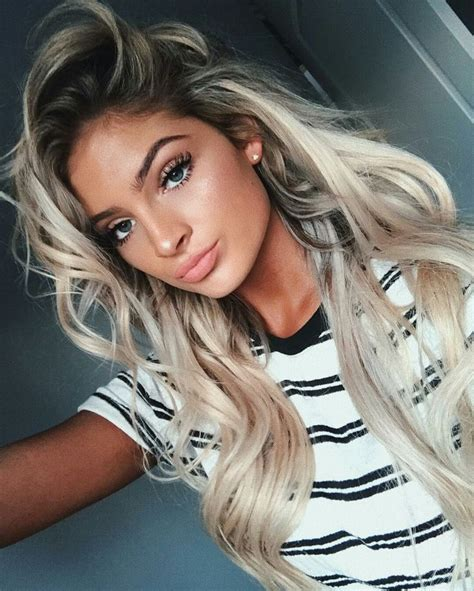 blonde hairstyles names 25 best ideas about summer blonde hair on pinterest