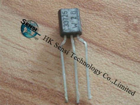 transistor bc337 beta bc337 the component with the label quot c33725 quot