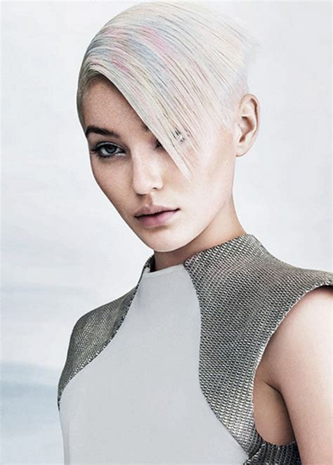 asymmetrical bob hairstyles for round faces pictures best short haircuts for round faces