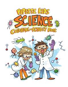 the pipette science coloring book graduate school