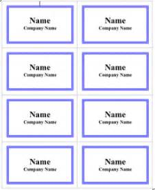 name tag template free free 3 1 2 x 2 1 4 name badge printer templates lbi35