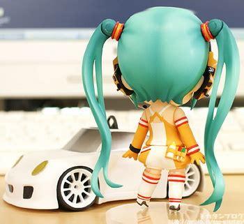 Nendoroid 109 Racing Miku Nendo Vocaloid N72 neko magic anime figure news vocaloid 2 racing miku nendoroid no 109 figure by
