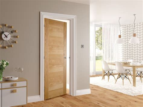 Oak Door Frames Interior Wooden Doors White Skirting Boards Search Doors Pinterest Skirts