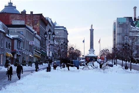 fotos montreal invierno canad 225 en espa 241 ol montreal en invierno