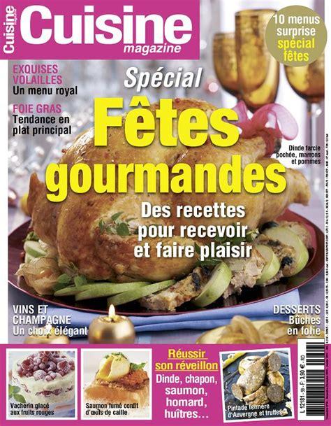 magazine de cuisine gratuit cuisine magazine recettes pratique cuisine loisirs