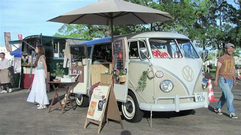 Food Truck Vw Combi Brazil Design Total Vw Cafe