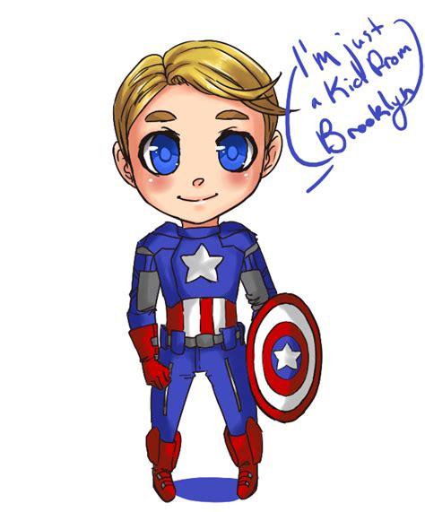 captain america chibi wallpaper chibi captain america by inima de leu on deviantart