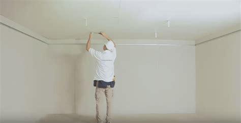 struttura cartongesso soffitto controsoffitto in cartongesso