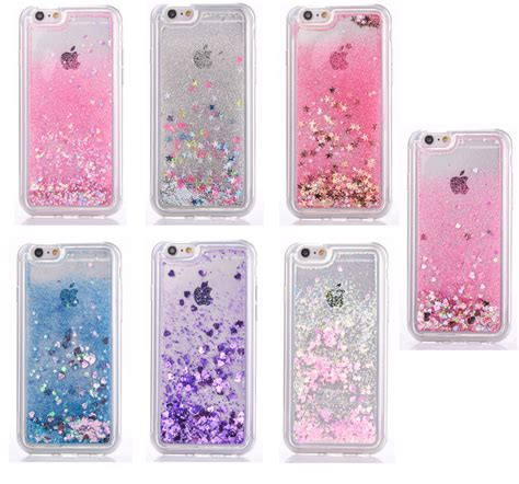 Open Po Liquid Glitter Sands For Iphone 6s Plus 7 Plus luxury fashion liquid glitter sand clear silicone tpu phone cases cover for apple
