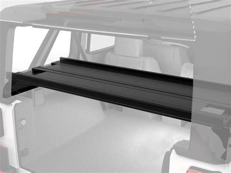 inside door storage jeep wrangler jku 4 door cargo storage interior rack by
