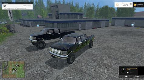 Jeep Lift Kit Simulator F250 Mod And Trailers Fs15 Autos Post