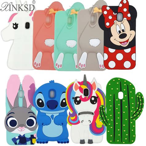Samsung J5 J510 2016 Silicon 3d Kartun Cat Ears Casing Hp 1 for coque samsung galaxy j5 2017 3d