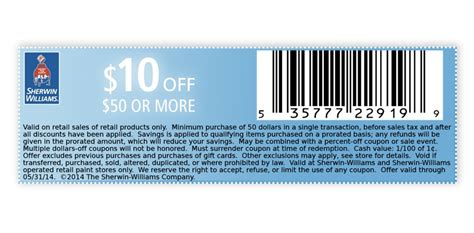 coupons for sherwin williams paint store sherwin williams coupons and sales print a coupon and
