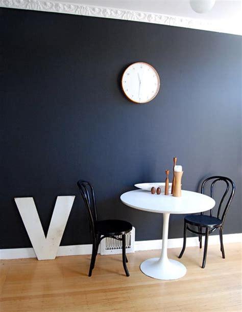 black painted walls ish and chi black walls interior design decorating and