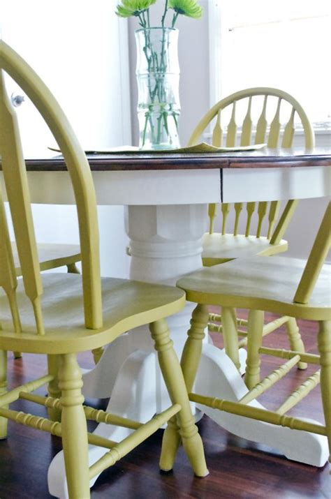 diy chalk paint no sanding use diy chalk paint to refinish an oak table and