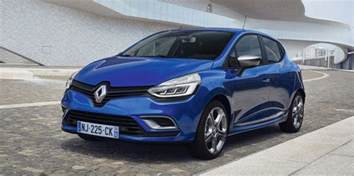 Renault Vlio 2017 Renault Clio Rs And Gt Line Unveiled Photos 1 Of 8