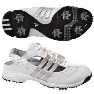 adidas slingback 2 0 womens golf shoes white 816204 9 us by adidas 47 99 soft
