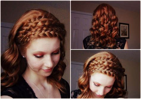 Katniss Everdeen Hairstyles by Catching Katniss Everdeen Inspired Hair Tutorial