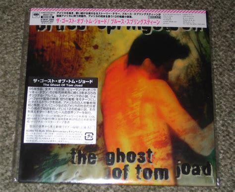 Cd Bruce Springsteen The Ghost Of Tom Joad page 2 bruce springsteen the ghost of tom joad vinyl records lp cd