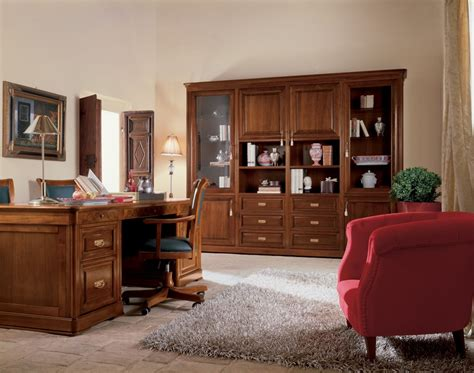 ufficio classico stile arredo classico ufficio legno eleganza semplicit 224