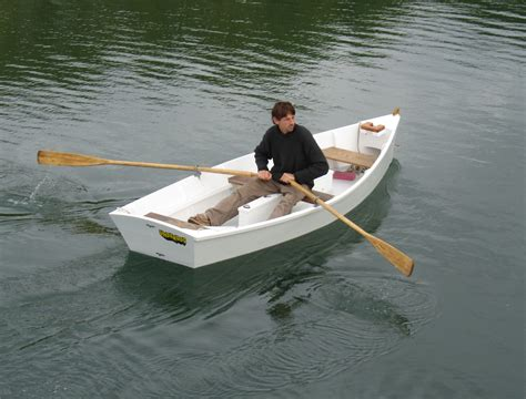 skiff in bevin s skiff small boats monthly