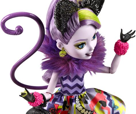 cheshire fashion dollz after high 174 way cheshire doll