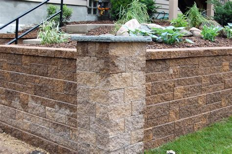 Retaining Wall Interlocking Blocks Stackable Retaining Garden Wall Blocks