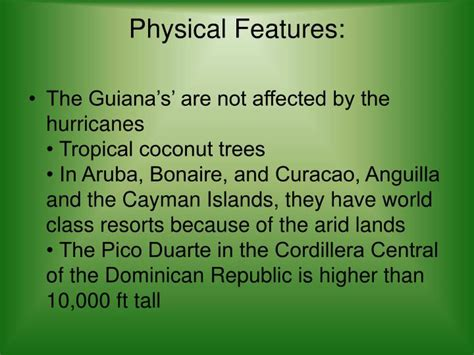 5 themes of geography dominican republic ppt 5 themes of geography in the caribbean powerpoint