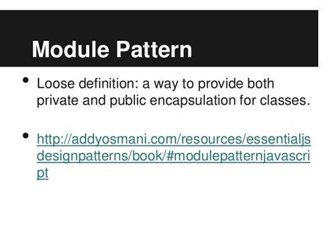 javascript module pattern public variables advanced object oriented javascript prototype closure
