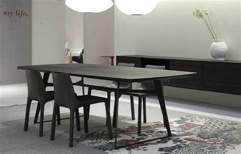 poliform dining table tables poliform clipper
