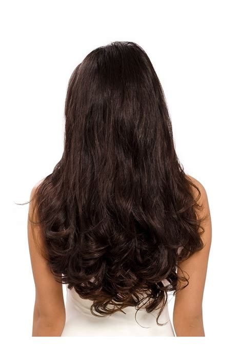 brown hair extensions brown clip in hair extensions length hair extension
