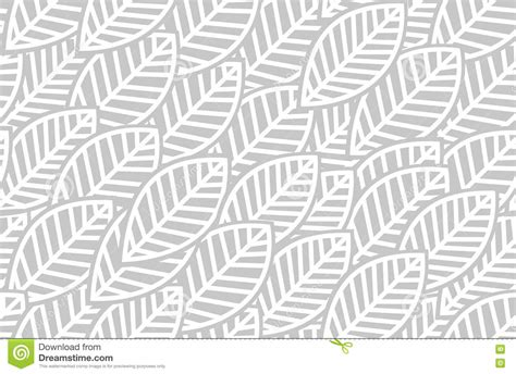 leaf pattern vector background leaves background pattern vector illustration stock