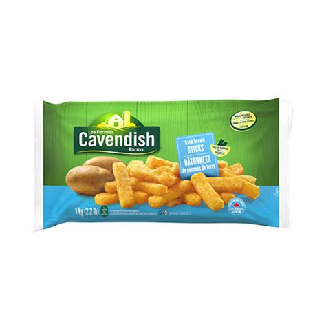 Hash Brown Aviko Premium 1kg cavendish farms frozen products for your home