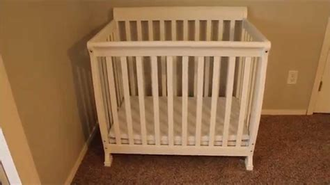 mini crib davinci kalani mini crib review