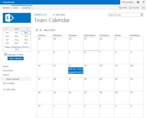 make changes to calendar in outlook sharepoint 2013 outlook calendar integration dynamics