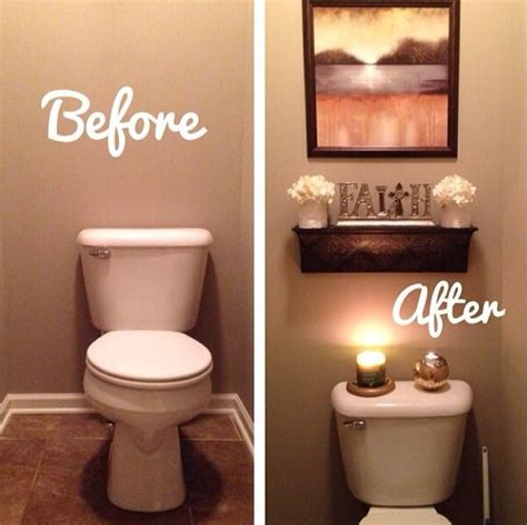 ideas on how to decorate a bathroom before and after bathroom apartment bathroom great