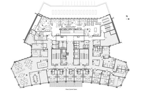 flooring plans opera house floor plan