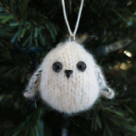 snowy owl knitting pattern owl knitting patterns in the loop knitting