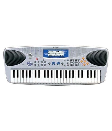 Keyboard Casio Mini casio mini keyboard ma 150 black buy casio mini