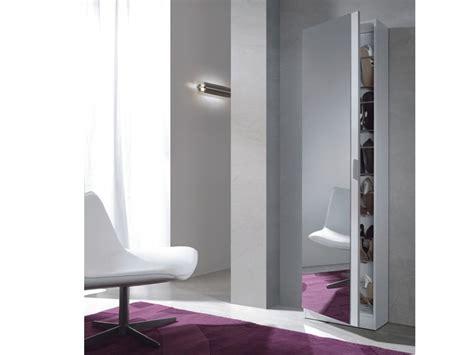 Mueble zapatero blanco, comprar zapatero blanco con espejo