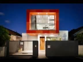 dise o de casa dise 241 o de casa moderna de dos plantas con planos