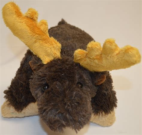 Moose Pillow Pets by Wholesale Moose Mini Cuddle Pet Pillow Sku 1864533