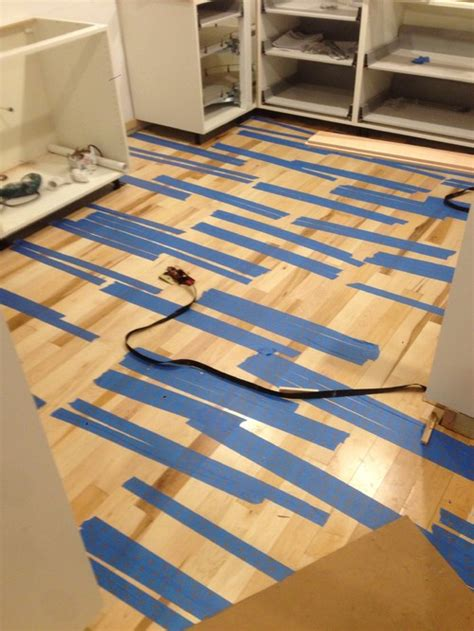 Glue Wood Flooring by Gluing Prefinished Solid Hardwood Floors Directly